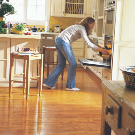 Best Floors for Kitchens