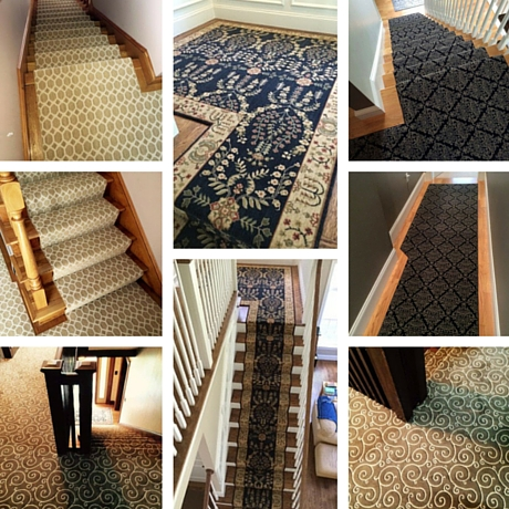 More Often Than Not, Youu0027re In A Rush To Get There. Avoid Uncomfortable  Banging Or Slips On Your Staircase By Adding A Carpet Runner! Carpeted  Stairs ...