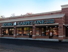 Richs Carpet One Hamilton Township