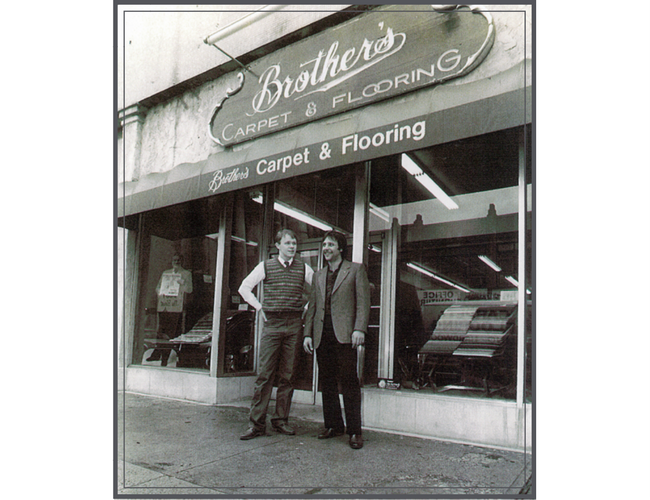 Brothers Carpet and Flooring grand opening in Hackensack, NJ