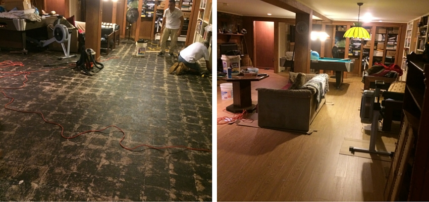 The-Rug-Mart-Carpet-One-Floor-and-Home-Fleminton-NJ-US-FLoors-Coretec-Basement-Installation