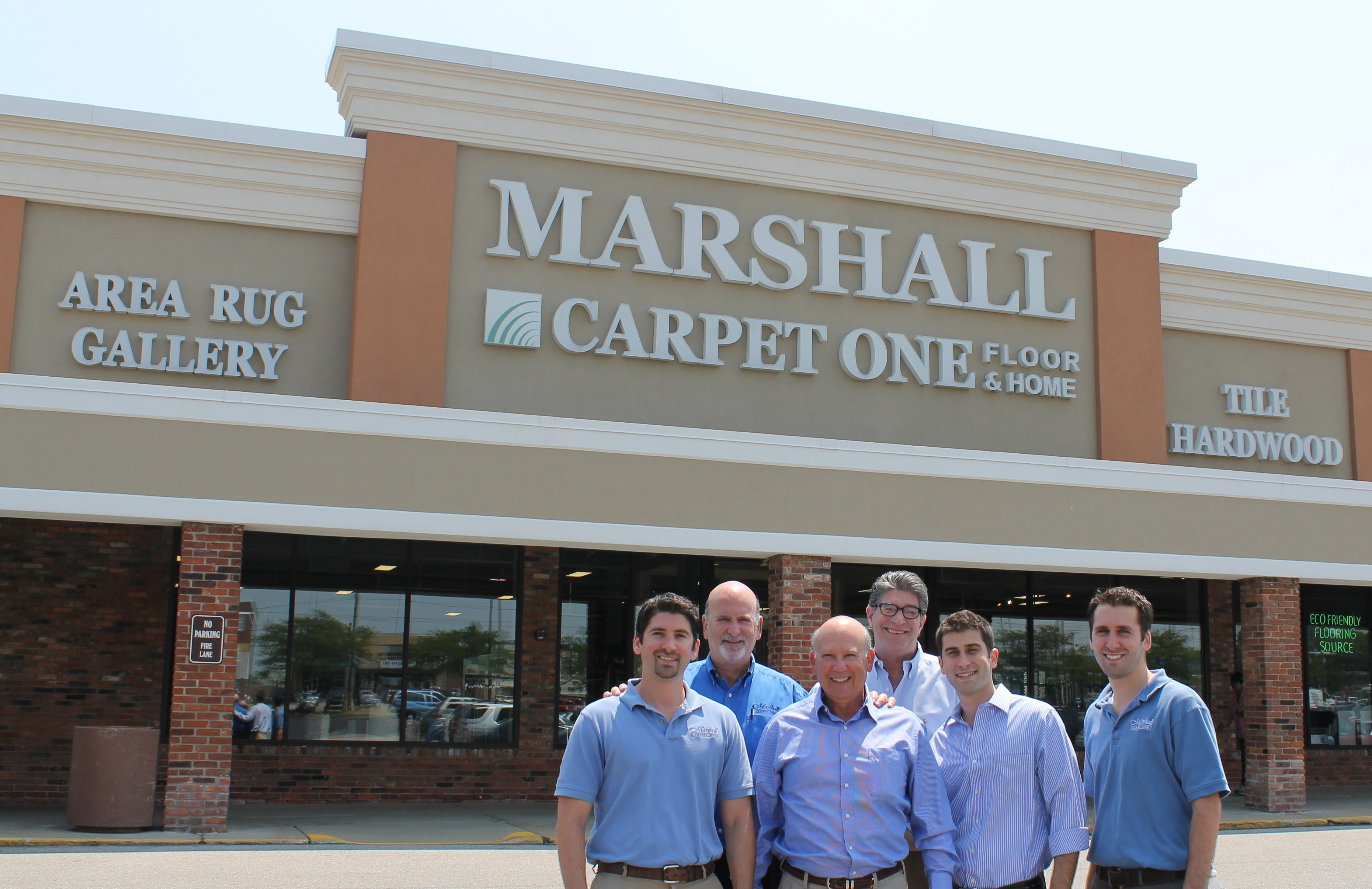 marshall-carpet-one-mayfield-heights-oh-store-front