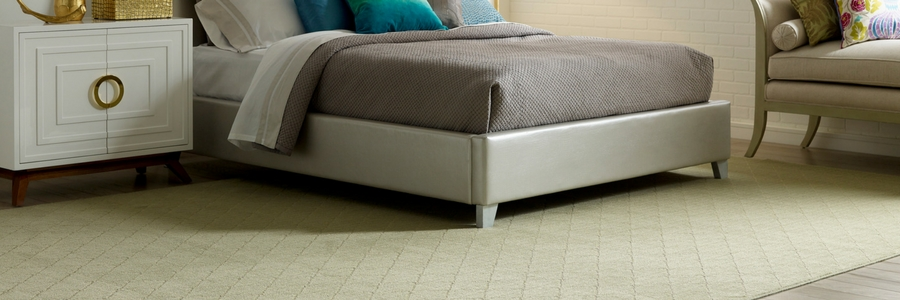 bedroom flooring options from Carpet One