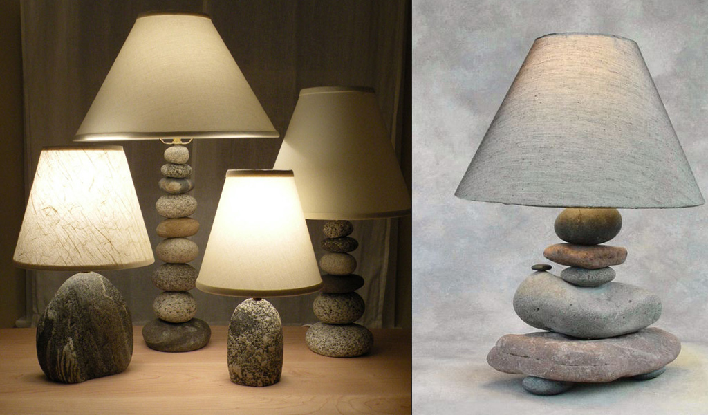 Stone Decor - Lights