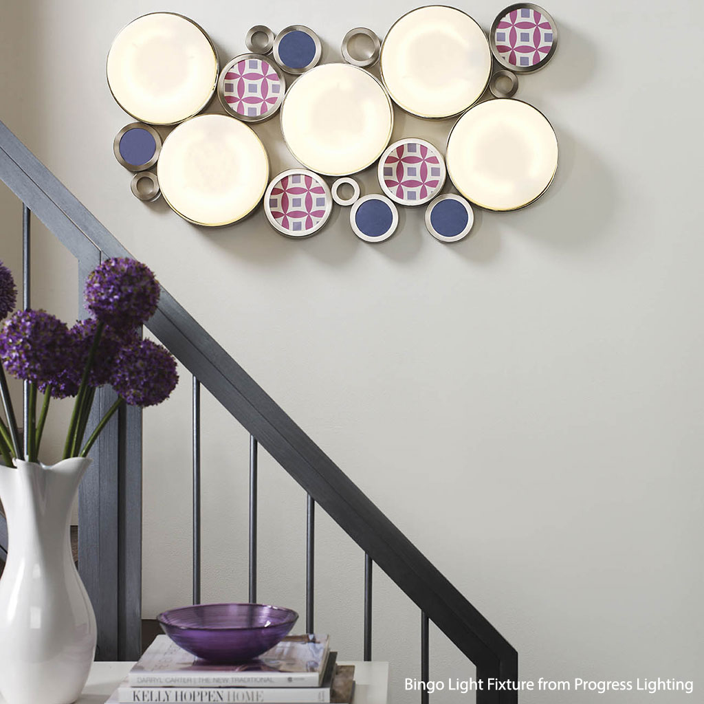 2015 Lighting Trend Wall Art