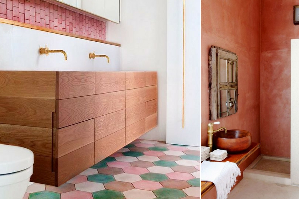 Home Design Trends 2017, Terracotta Decor