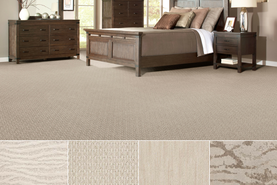 Patterned Carpet Looks, Carpet Trends