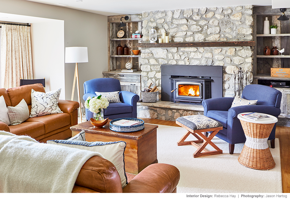 8 Essentials for a Great Family Room