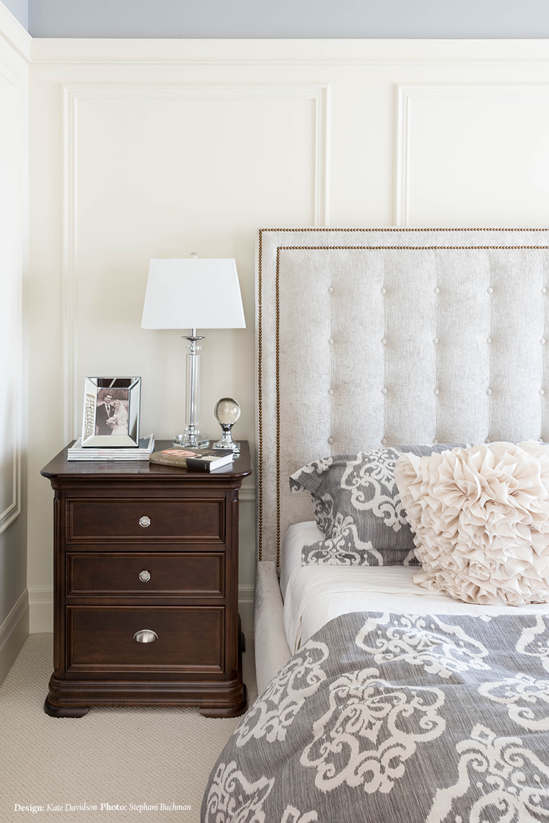 Cozy Bedroom Design | Kate Davidson Design | Kate + Co Design
