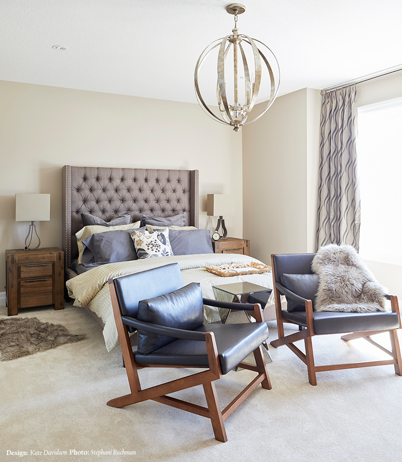 master bedroom seating | master bedroom decor