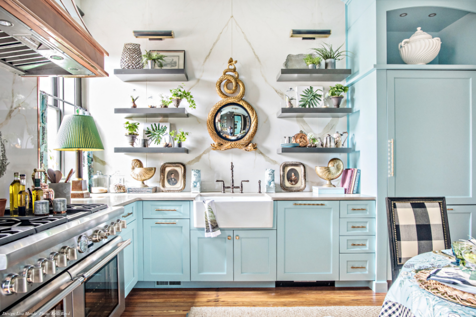 Southern Kitchen Design | Lisa Mende Design
