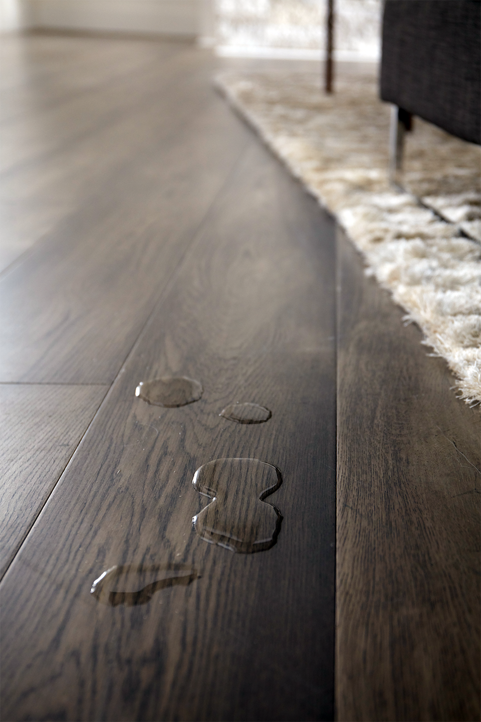 Waterproof Hardwood Flooring