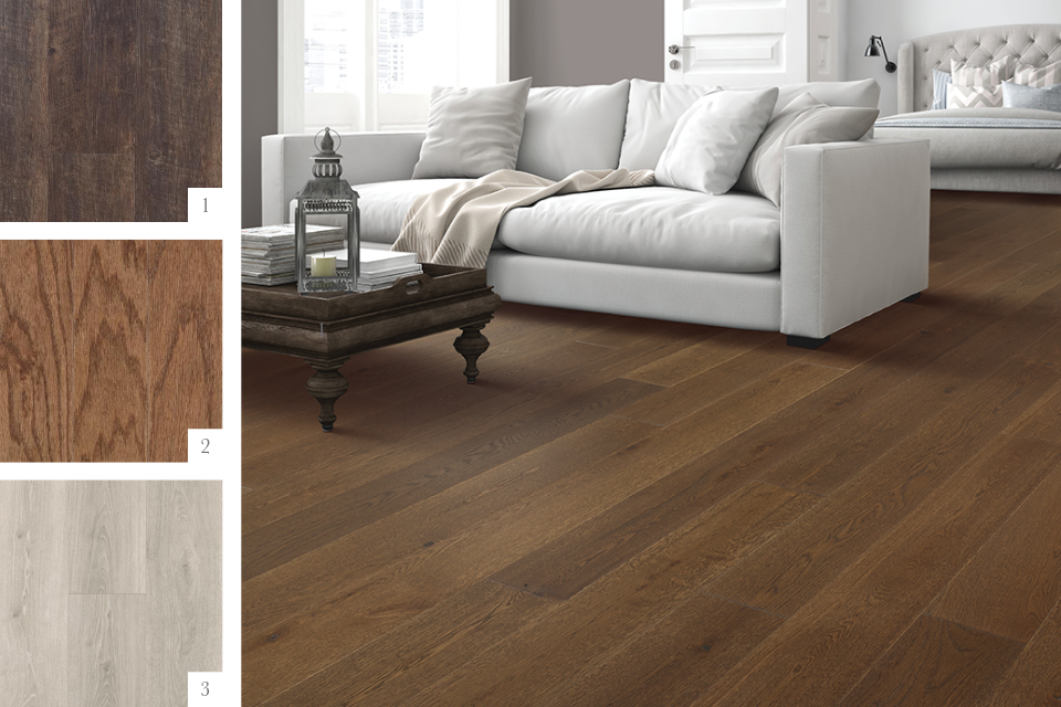 6 Flooring Trends to Try in Your Home | Matte Finish Flooring