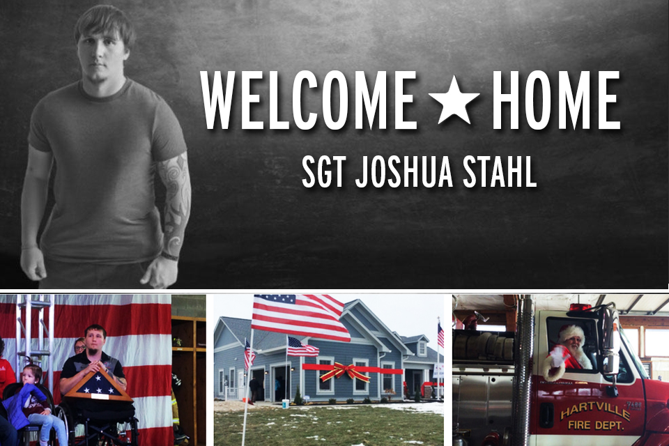 SGT Joshua Stahl Smart Home