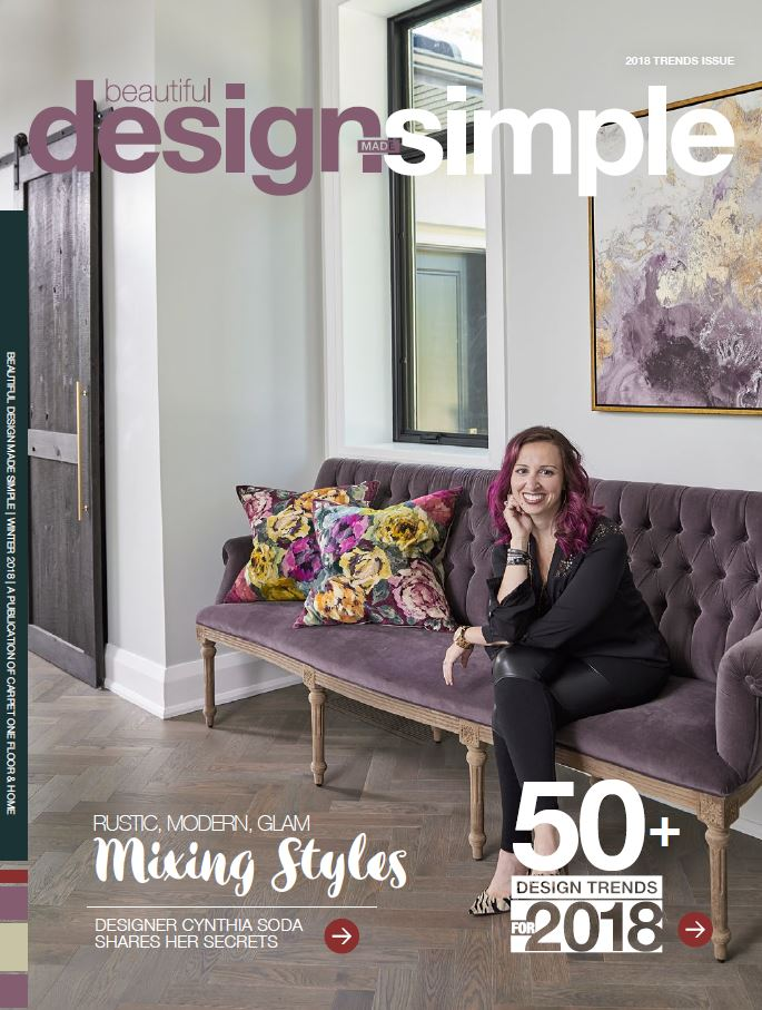Interior Design Digital Magazine, Beautiful Design Made Simple