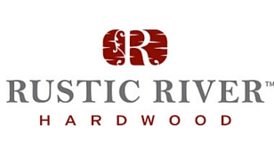 Rustic River hardwood flooring