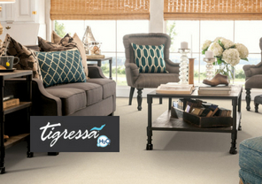 Tigressa H2O waterproof carpet