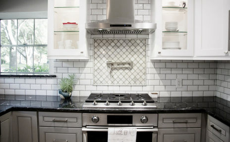 Emser Tile backsplash tile