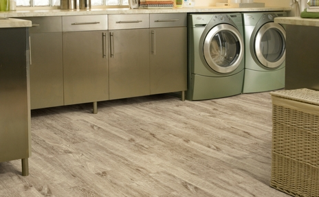 Invincible H2O vinyl flooring