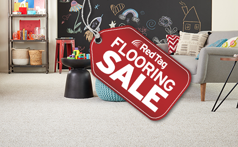 Red Tag Flooring Sale