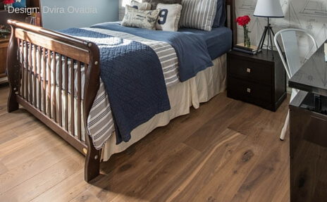Hardwood-Flooring-Bedroom
