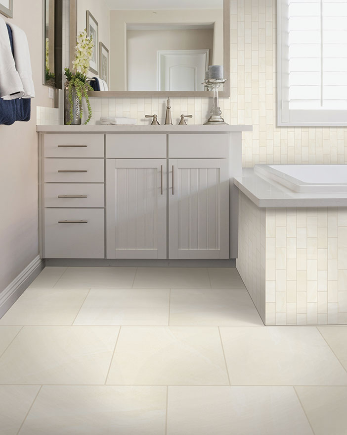 Bathroom Flooring Ideas | Carpet One Floor & Home