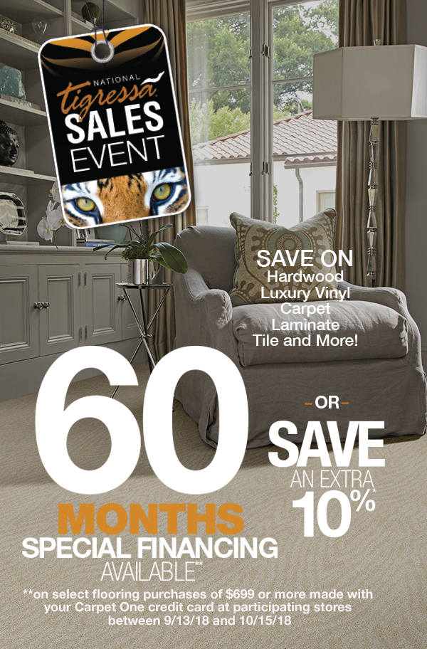 Flooring Sale, Finance Offers for Flooring