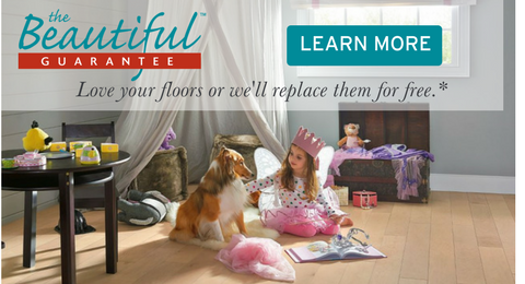 The Beautiful Guarantee by Carpet One Floor & Home