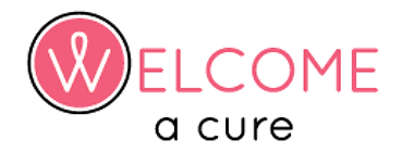 Welcome a Cure