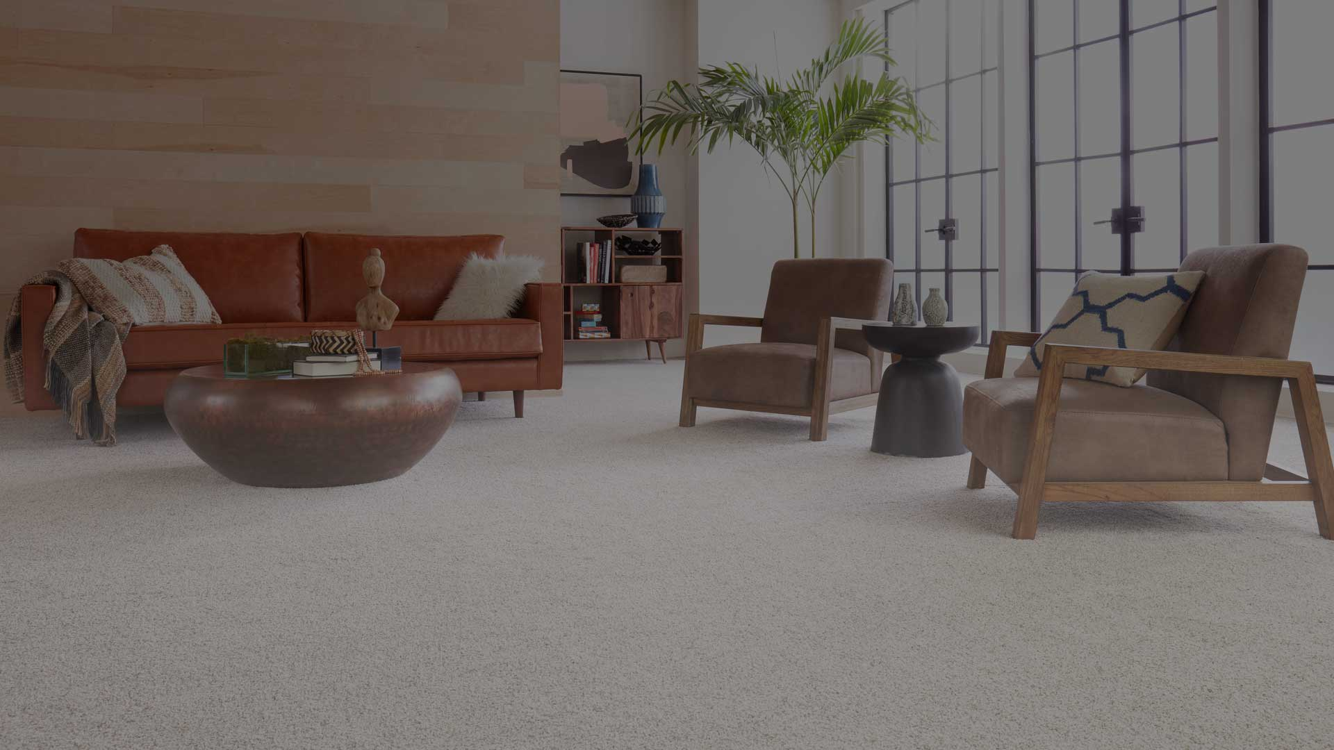 Relax It's Lees carpet in modern living room