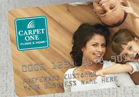 Carpet One Financing