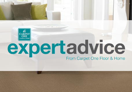 expert advice with carpet one