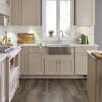 invincible xt flooring in kitchen