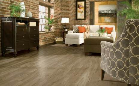 armstrong laminate in living room