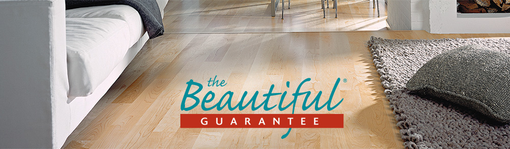 beautiful guarantee, shop at home, flooring
